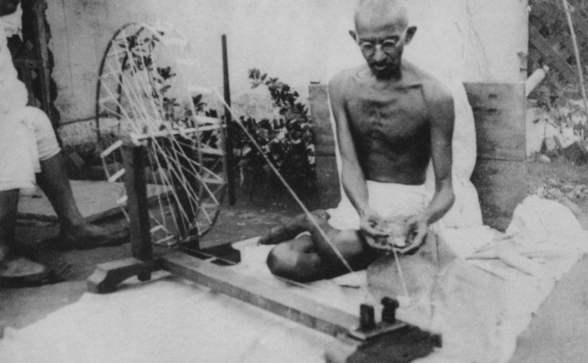 A Milano: Gandhi e il mondo cristiano