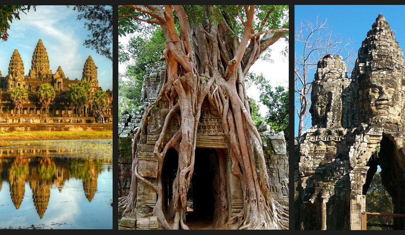 Angkor: conferenza online