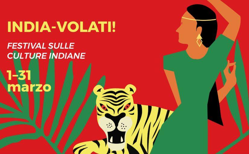 """9 marzo al festival """"India-volati"""""""